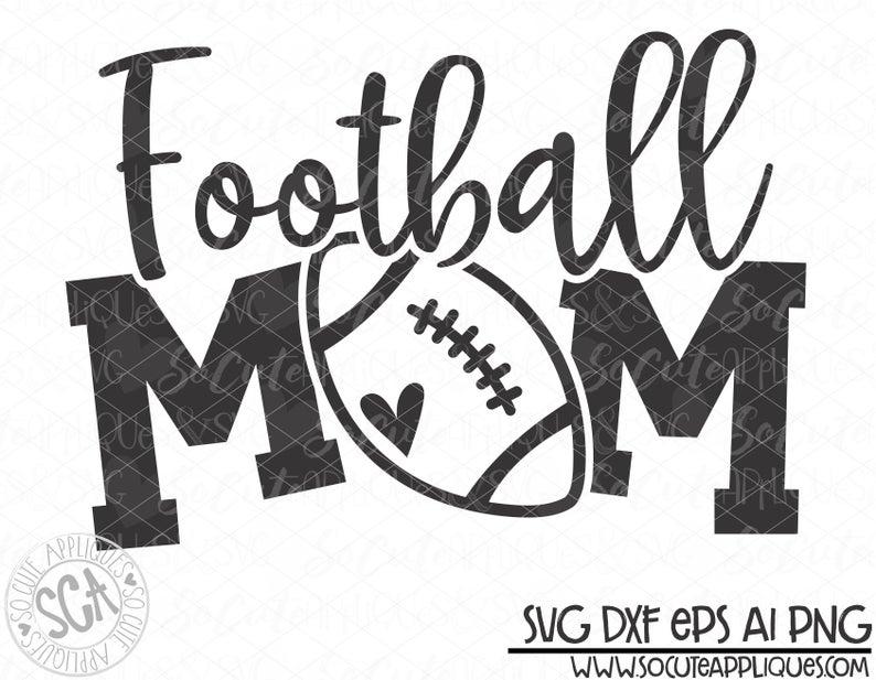 Football mom svg, football mom, football svg, svg design, football shirt,  football mama svg, cut file, football clipart.