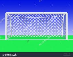 Image result for football net clipart.