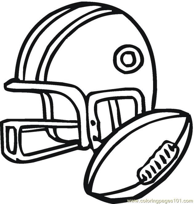 Football Number Clipart