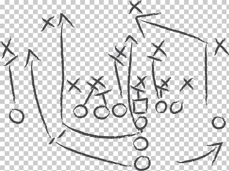 Drawing Computer network diagram Line art, football play PNG.