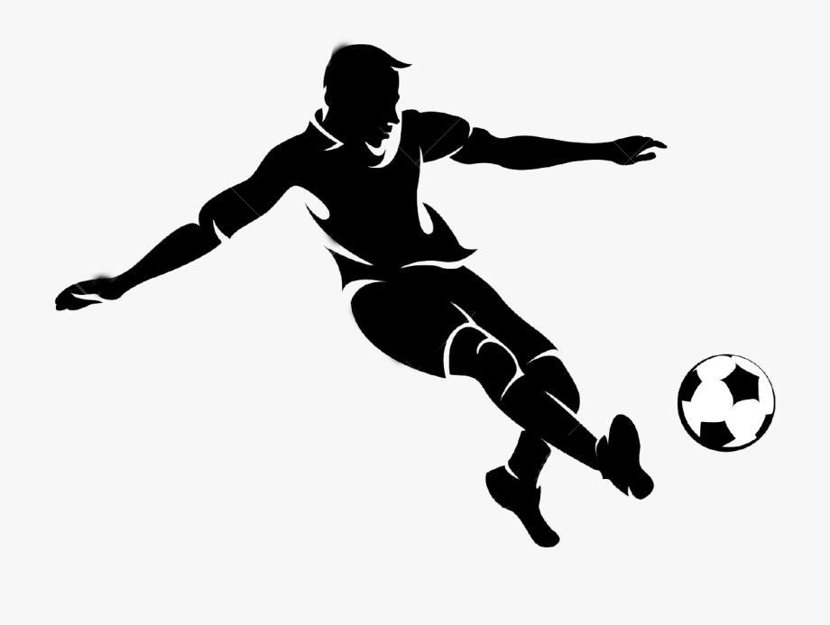 Football Player Clipart Png, Cliparts & Cartoons.
