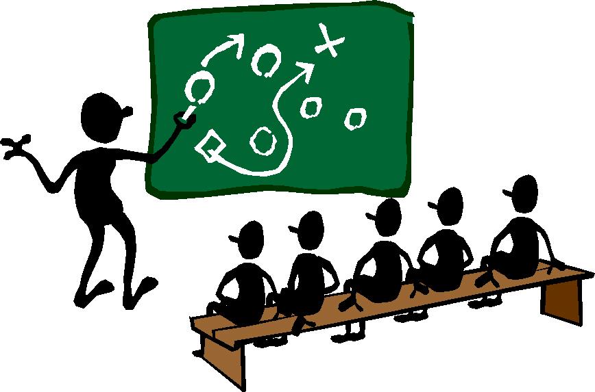 Coach clipart football training, Coach football training.
