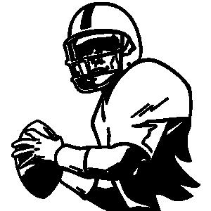 Quarterback Clipart & Quarterback Clip Art Images.