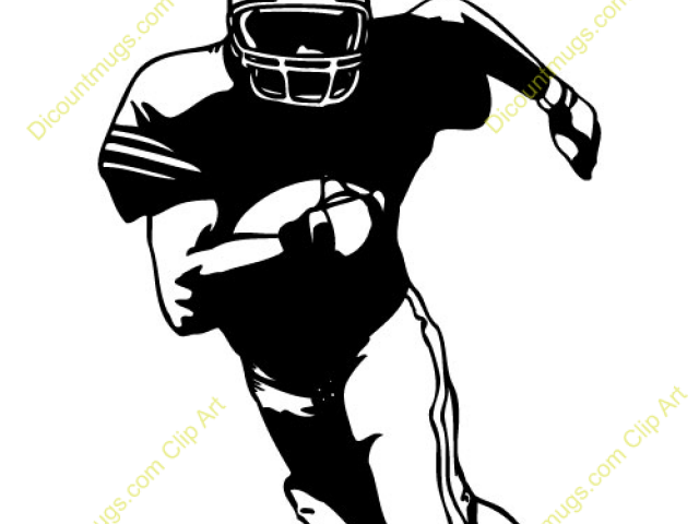 Images Of Football Player Free Download Clip Art.