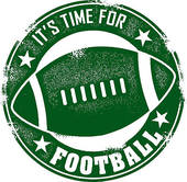 High School Football Clip Art.