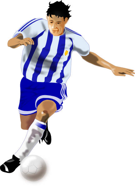 Football Player Clipart & Football Player Clip Art Images.