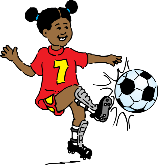 Free Soccer (Football) Clipart.