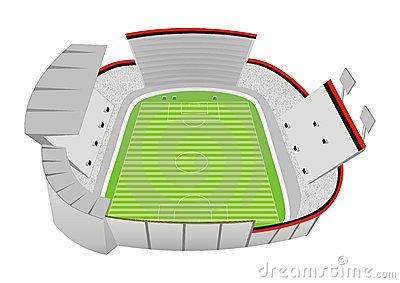 Stadium clip art.