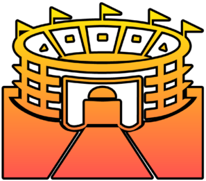 Football Stadium Clipart.