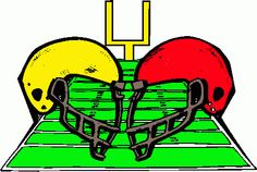 Clip Art Football Stadium.