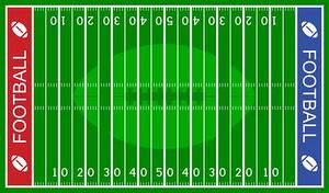 Football field soccer football pitch clip art free vector in.