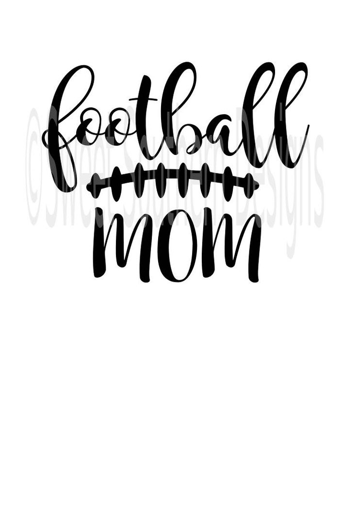 Football Laces Clipart.