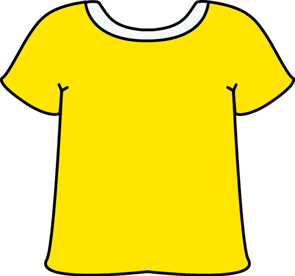 T shirt football clipart free clip art images image #3663.