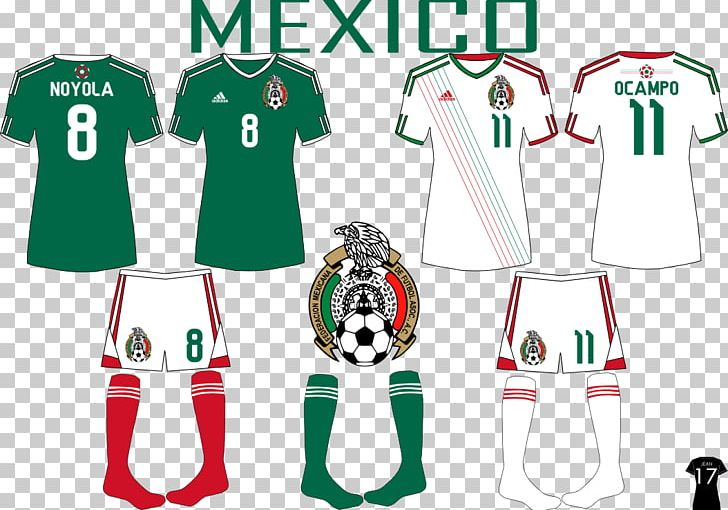 Mexico National Football Team T.