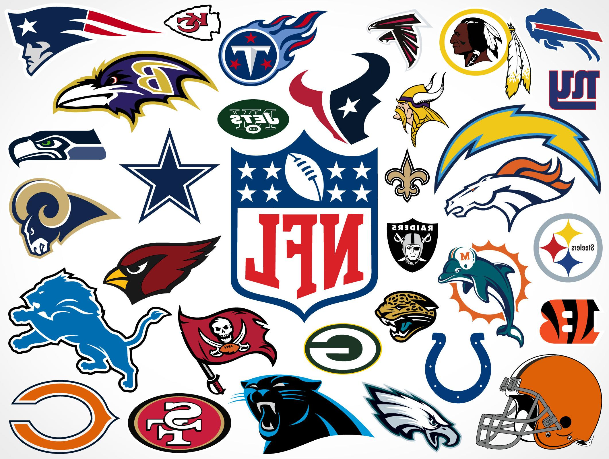 Best Free Football Team Logos Clip Art Vector Images » Free Vector.