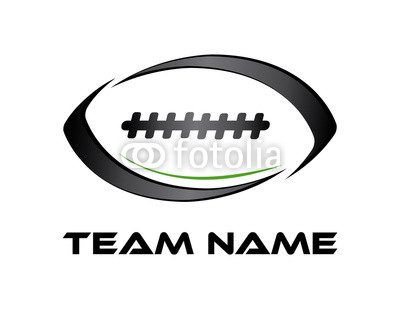 Football laces clip art.
