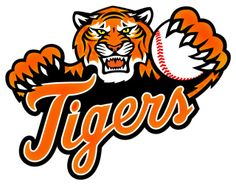 Tiger Football Clipart.