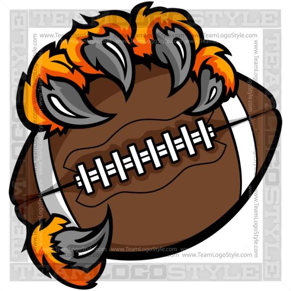 Tiger Claw Football.