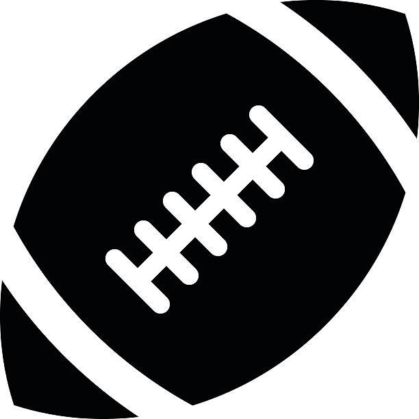 Football vector clipart 1 » Clipart Station.