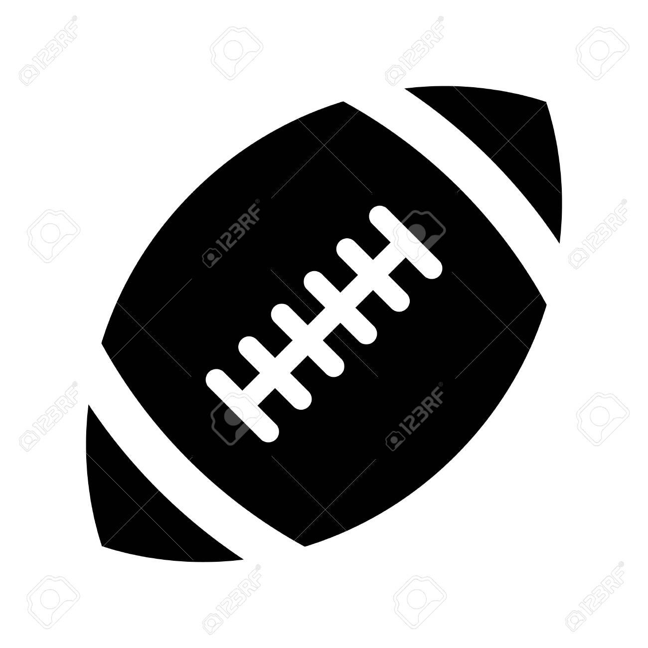 Football Vector Icon.