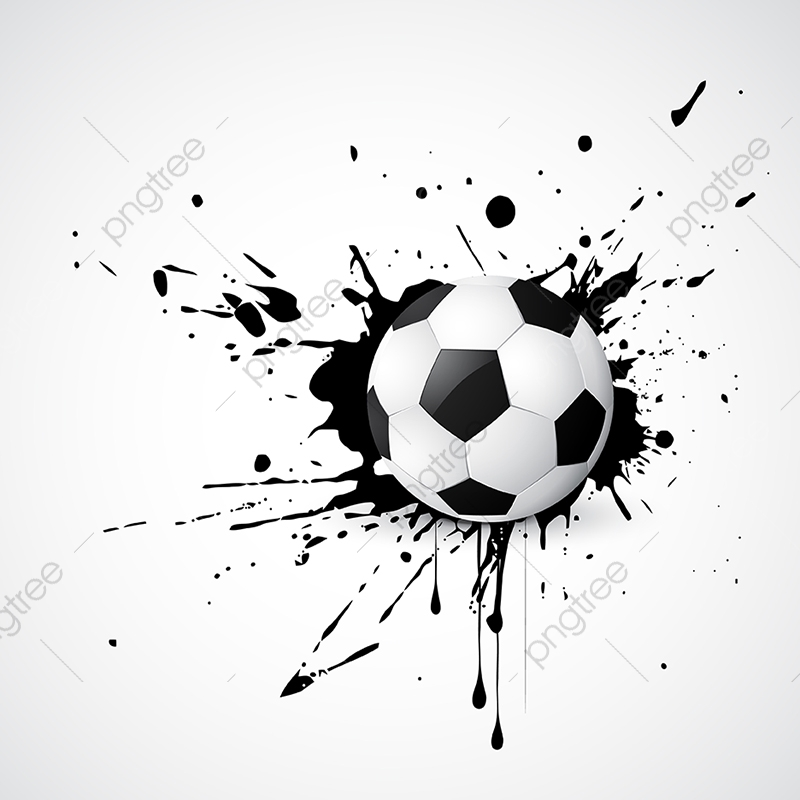 Football Vector, Ball, Soccer Ball, Sport Vector PNG and Vector with.