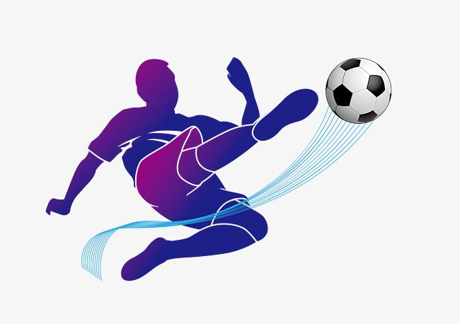 Football Players Vector Download, Football, Athlete, Vector PNG and.