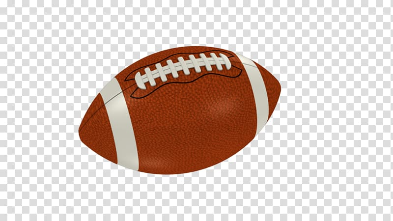 American football, American football ball transparent.