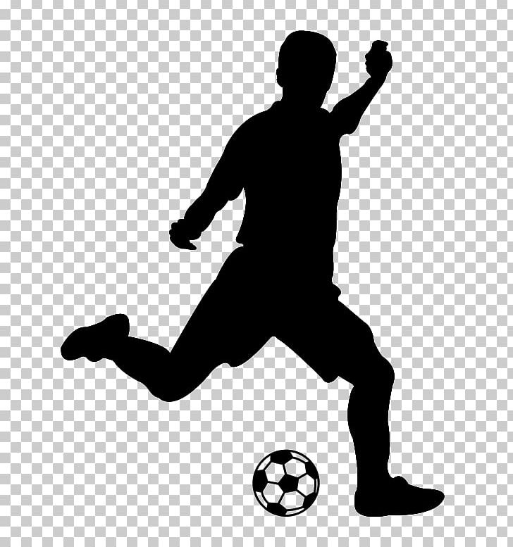 Sport Football Player Silhouette PNG, Clipart, Arm, Athlete.