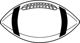 Football Clipart #18.