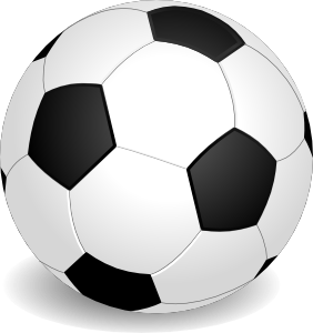 Flomar Football Soccer Clip Art at Clker.com.