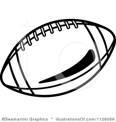 Free Football Clipart For Bullet Points.