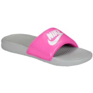 nike comfort footbed slippers clipart.