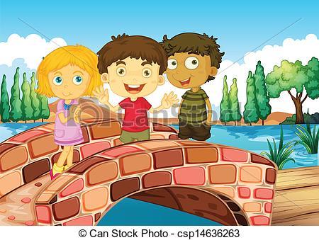 Wood bridge Stock Illustrations. 1,531 Wood bridge clip art images.
