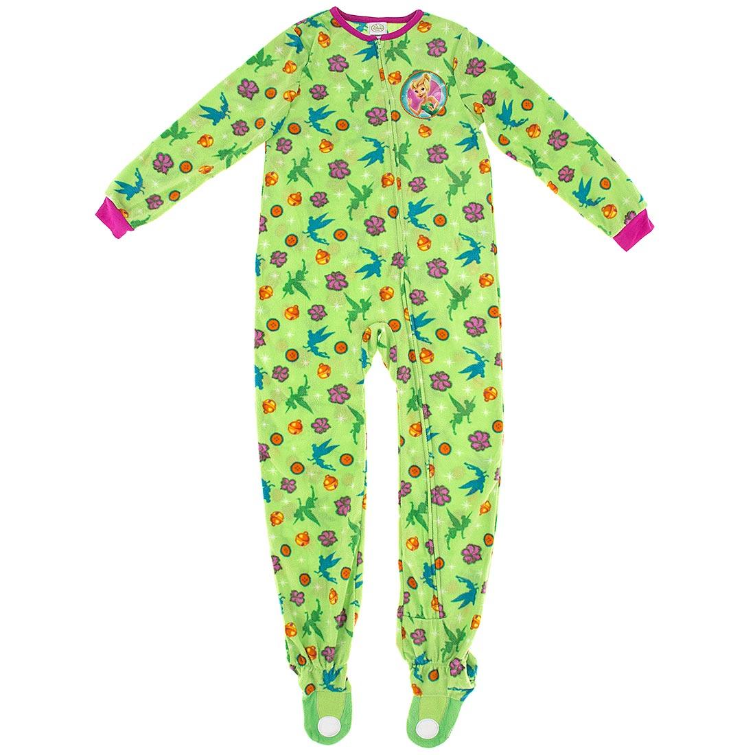 Girls In Pajamas Clipart.