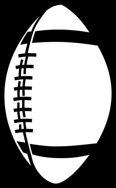 football player clip art.
