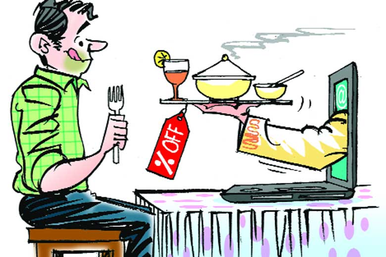 Low footfalls force quick service restaurants to focus on home.