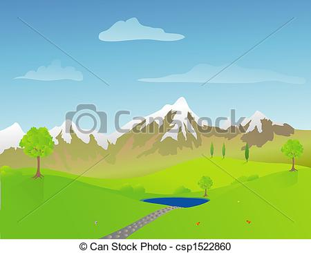 Foothills Clipart and Stock Illustrations. 40 Foothills vector EPS.
