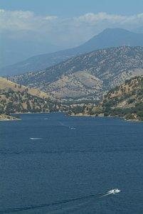 Free Lake Photo Clip Art Image.