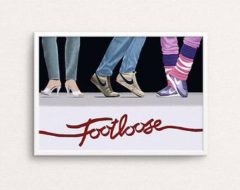 Footloose Clipart.