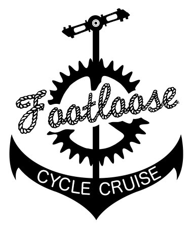 Footloose Cycle Cruise Logo.