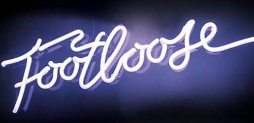 Footloose Logo : All Edinburgh Theatre.com.