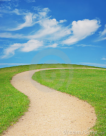 Path To Heaven Clipart.