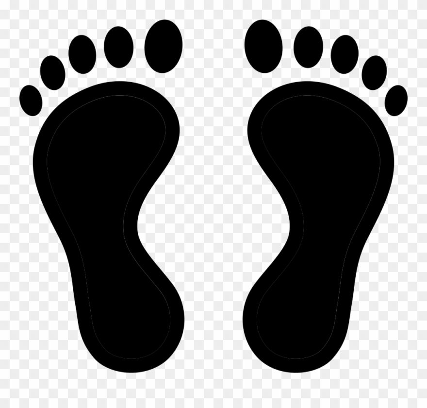 Footprint Png Icon Free.