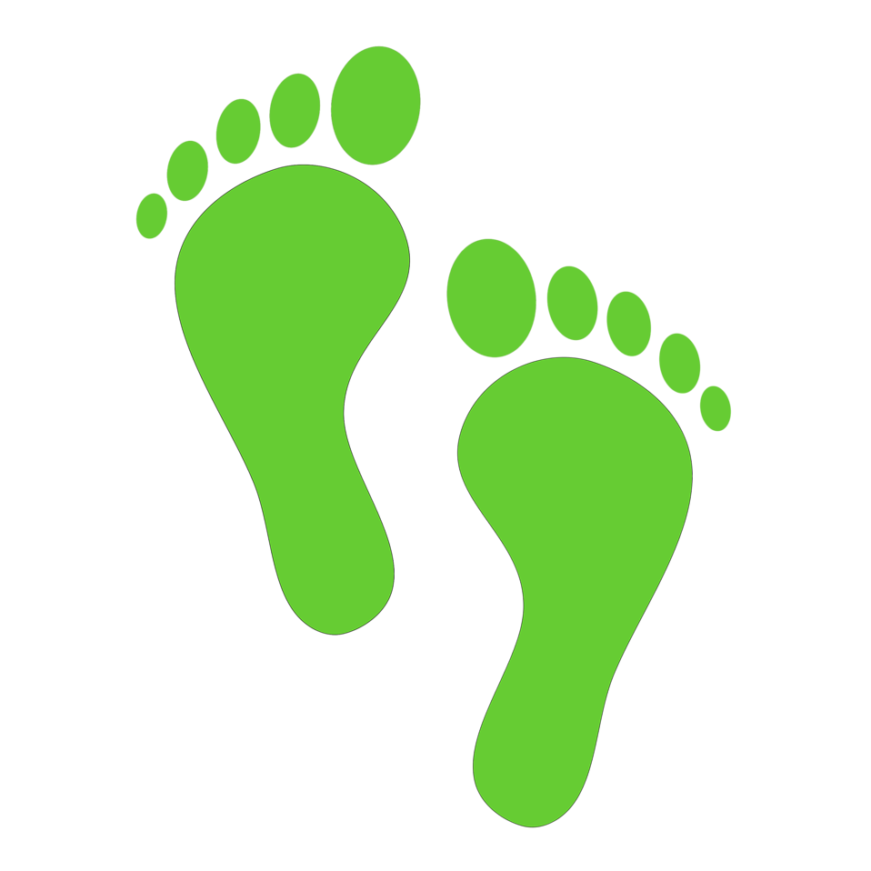Footsteps Clipart Png.