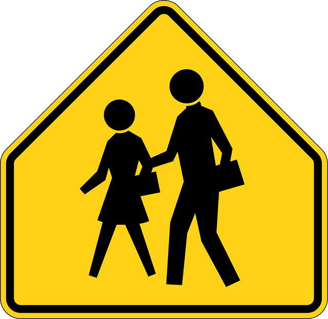 Free vector graphic: Pedestrians, Walkway, Sidewalk.