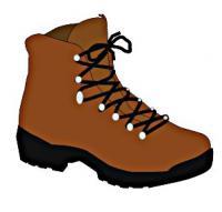 Free Footwear Clipart.