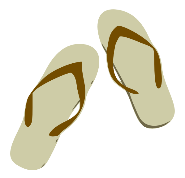 Footwear Clipart Png.