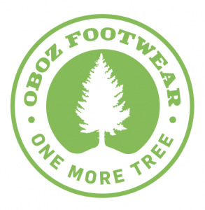 Oboz Footwear hits 3 million tree mark with Trees for the.