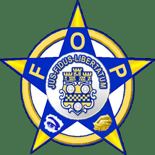FOP logo star.