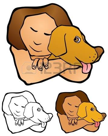 1,258 Puppy Companion Stock Vector Illustration And Royalty Free.